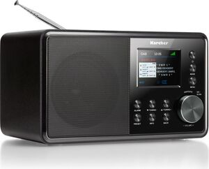 Karcher DAB 3000 DAB+/UKW Radio