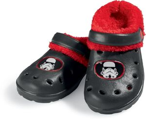 Kinder Winterclogs - Stormtrooper boys, Gr. 26/27