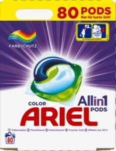 Ariel All in 1 Pods Color 80WL