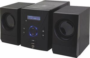 Soundmaster MCD400 Design Stereo Anlage mit CD,DAB+ /UKW PLL Radio