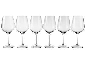 ERNESTO® Weißweingläser, 6-teilig