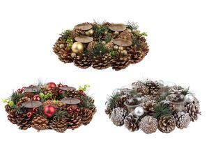MELINERA® Weihnachtskranz