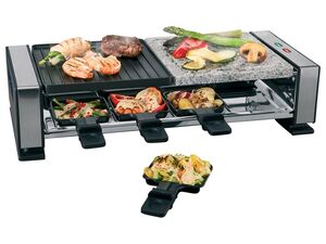 SILVERCREST® Raclette-Grill SRGS 1400 B3