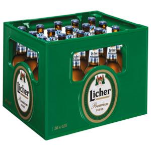 Licher Isotonisch alkoholfreies Pilsner 20x0,5l