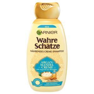 Garnier Wahre Schätze Shampoo Argan- Mandelcreme 250ml