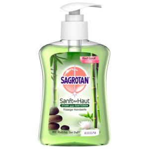Sagrotan Flüssigseife Matcha-Tee 250ml