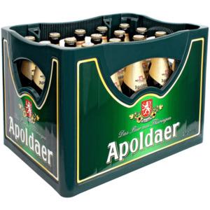 Apoldaer Pils Spezial Domi 20x0,5l