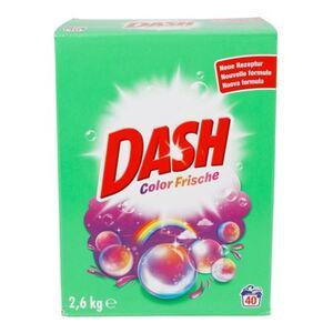 Dash Color Frische Waschpulver 2,6kg