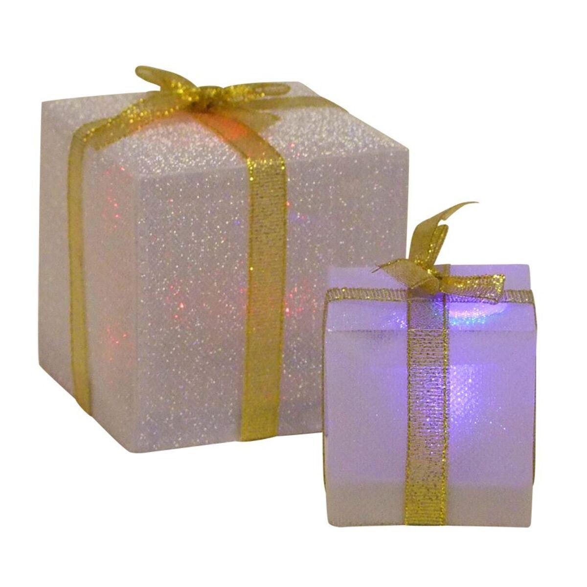 Bild 5 von LED-Geschenkpäckchen mit Farbwechsler 7,5cm