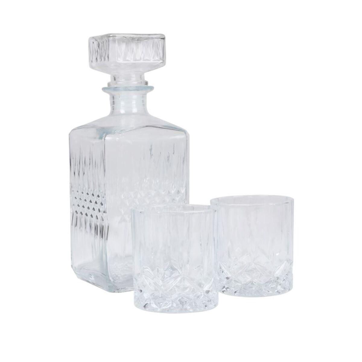 Bild 3 von Whiskykaraffe aus Glas 850ml