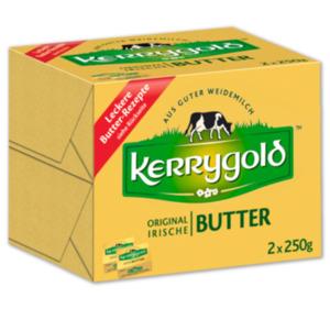 KERRYGOLD Irische Butter oder Süßrahmbutter