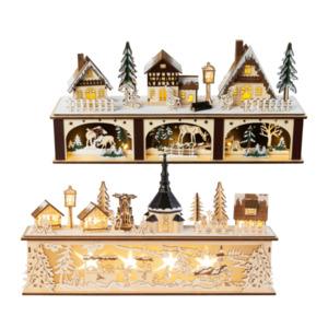 LIGHTZONE     Weihnachtsstadt / -markt