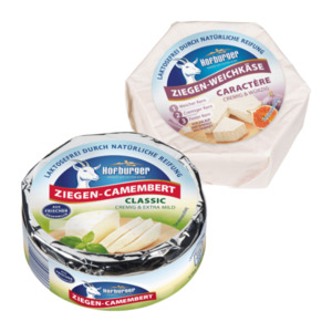 HOFBURGER  	   Ziegen Camembert