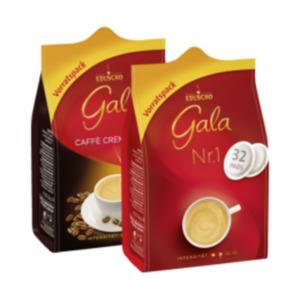 Gala Nr. 1 Pads oder Caffe Crema Pads