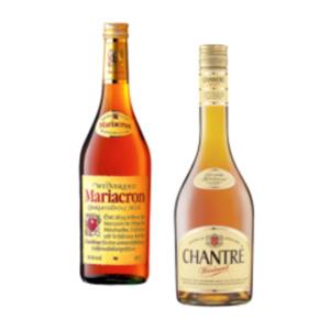 Chantré oder Mariacron Weinbrand