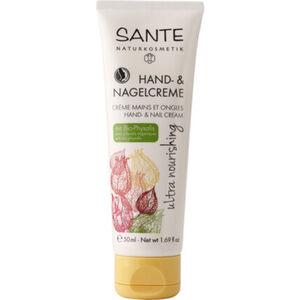 Sante Hand- und Nagelcreme Ultra Nourishing, 50 ml