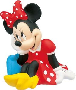 Bullyland Comic World - Disney Junior - Minnie Spardose