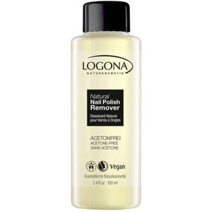 Logona Natural Nail Polish Remover, 100 ml