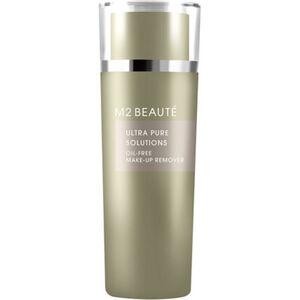 M2 Beauté Ultra Pure Solutions, ölfreier Augen Make-Up Entferner, 150 ml