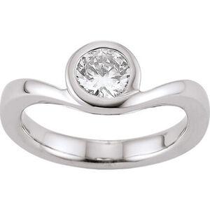 """Viventy Damen Ring """"768731"""", 925er Silber, silber"""