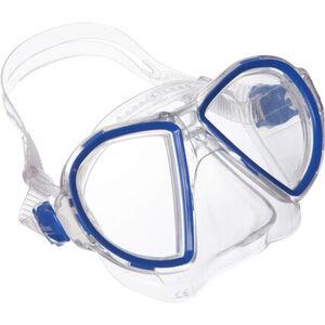 Aqua Lung Tauchmaske Duetto, blau, OneSize