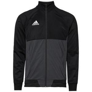 adidas Kinder Trainingsjacke Tiro, schwarz/grau, 152, 152