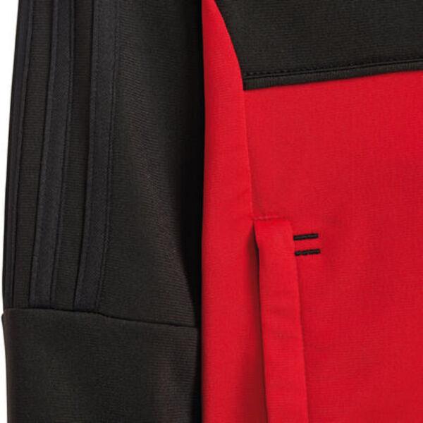adidas Kinder Trainingsjacke Tiro, rotschwarz, 152, 152 von
