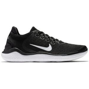 """Nike Laufschuhe """"Free RN 2018"""", Neutral, atmungsaktiv, enge Passform, für Damen, schwarz/weiß, 40"""