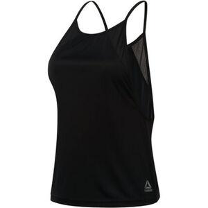Reebok Tank-Top, Feuchtigkeitstransport, atmungsaktiv, für Damen