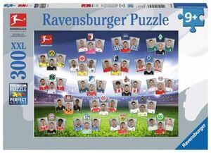 Ravensburger Bundesliga 2017/18 XXL, 300 Teile