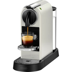 DeLonghi Nespresso-Automat Citiz EN167.W, weiß, weiß