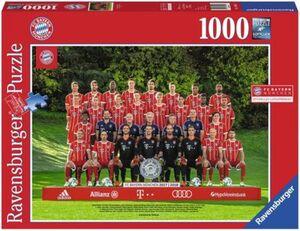 Ravensburger FC Bayern '17/18 J.H., 1000 Teile