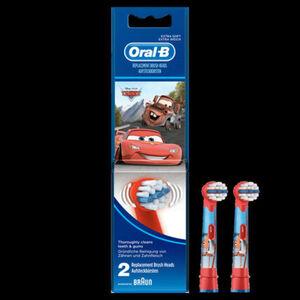 Oral-B Ersatz-Aufsteckbürsten Sonic mit Disney-Figuren, 2er Pack