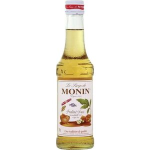 "Monin Sirup ""Praline-Nuss"", 250 ml"