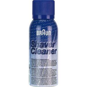 Braun Reinigungsspray für Rasiererscherteile