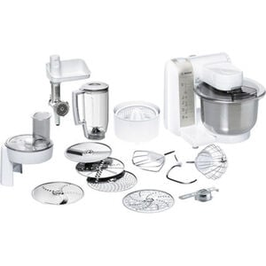 Bosch Küchenmaschine MUM48140DE, weiß