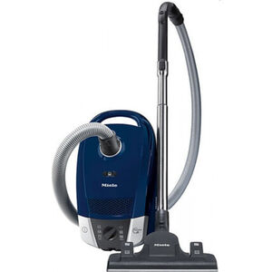 Miele Bodenstaubsauger Compact C2 Excellence Ecoline, blau