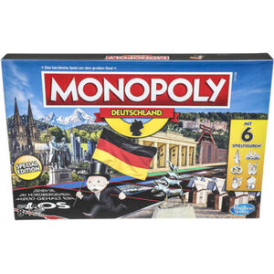 Hasbro Gaming Monopoly Deutschland