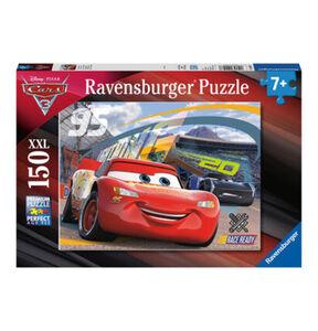 "Ravensburger Puzzle ""Rasantes Rennen"", XXL, 150 Teile"