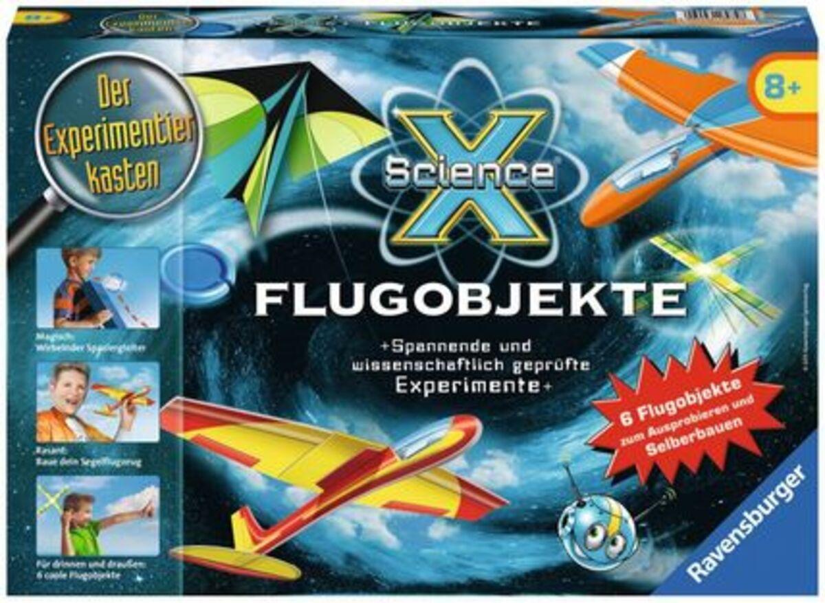 Bild 1 von Ravensburger ScienceX - Flugobjekte