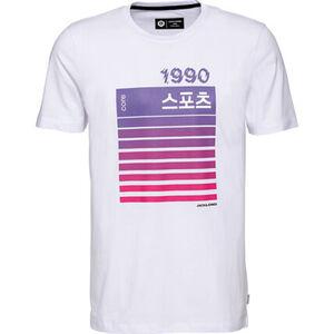 Jack & Jones Herren T-Shirt mit Frontdruck