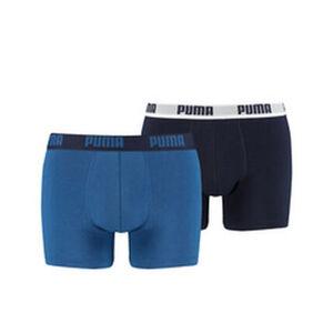Puma Herren Pants, 2er-Pack, blau/navy, M, M