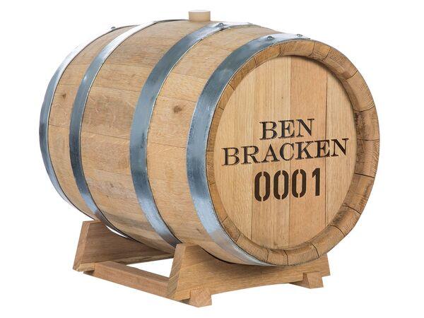 Ben Bracken Whiskyfass 30l