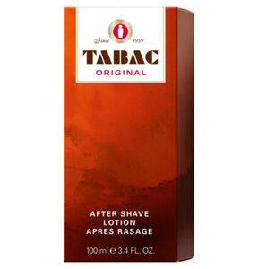 Tabac Original, Aftershave Lotion, 100 ml