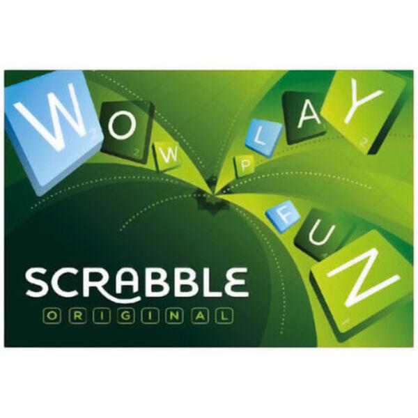 """Mattel Games Gesellschaftsspiel """"Scrabble Original"""""""