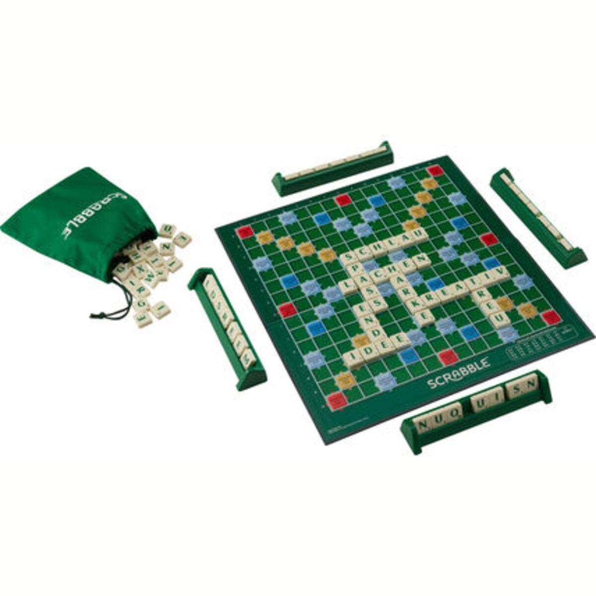"""Bild 2 von Mattel Games Gesellschaftsspiel """"Scrabble Original"""""""