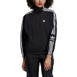 adidas Damen Trainingsjacke Originals, schwarz/weiß, 36, 36