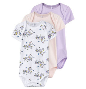 Name it Body, 3er-Pack, für Babys, LAVENDULA, 68