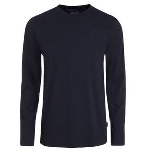 """Jockey Wäsche-Shirt """"USA Originals"""", Langarm, Rundhalsausschnitt, navy, S"""