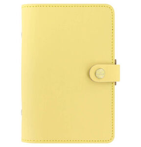 Filofax Terminplaner The Original Lemon DIN 6, lemon